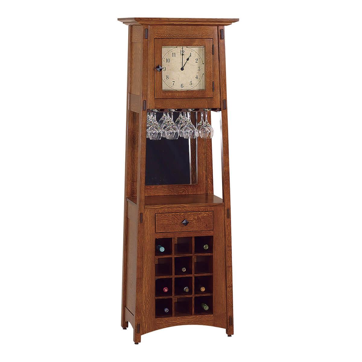 dr wine cabinet